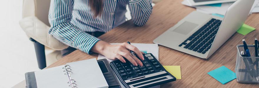 Contacter un cabinet d'expert comptable en ligne